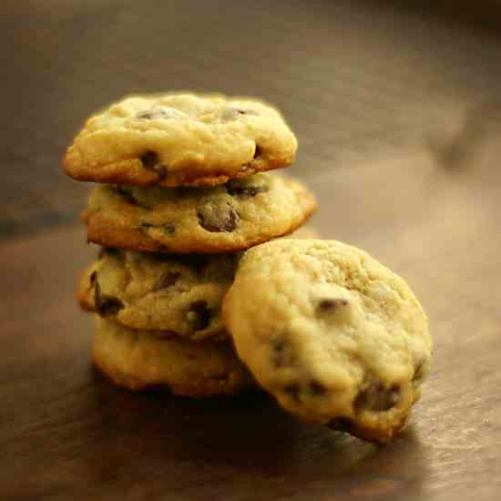 Divine Chocolate Chip Cookies