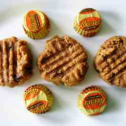 No-Bake Peanut Butter Cookies