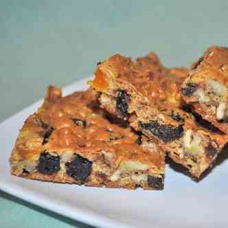 Fantastic Fruit and Nut Bars