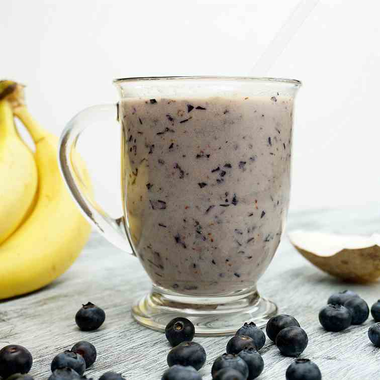 Fever-Reducing Yogurt Smoothie