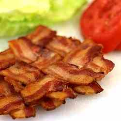 Bacon Weaving