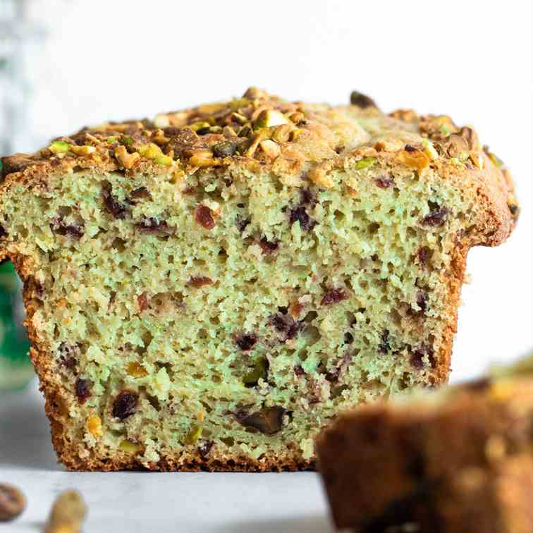 Cranberry Pistachio Bread