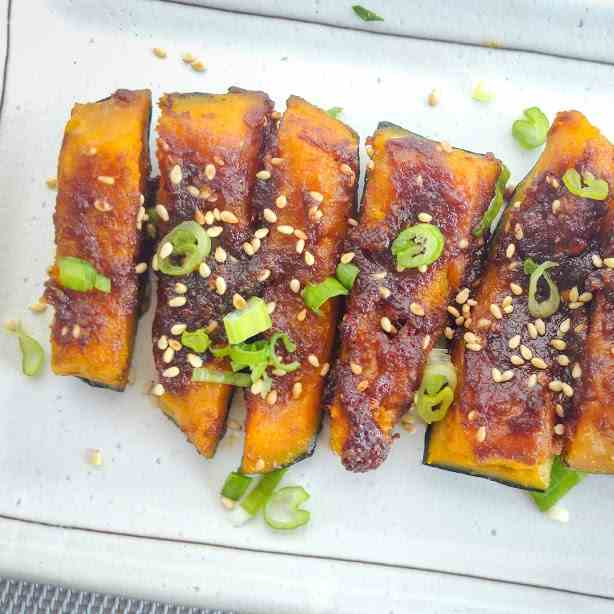 Chinese BBQ Pumpkin