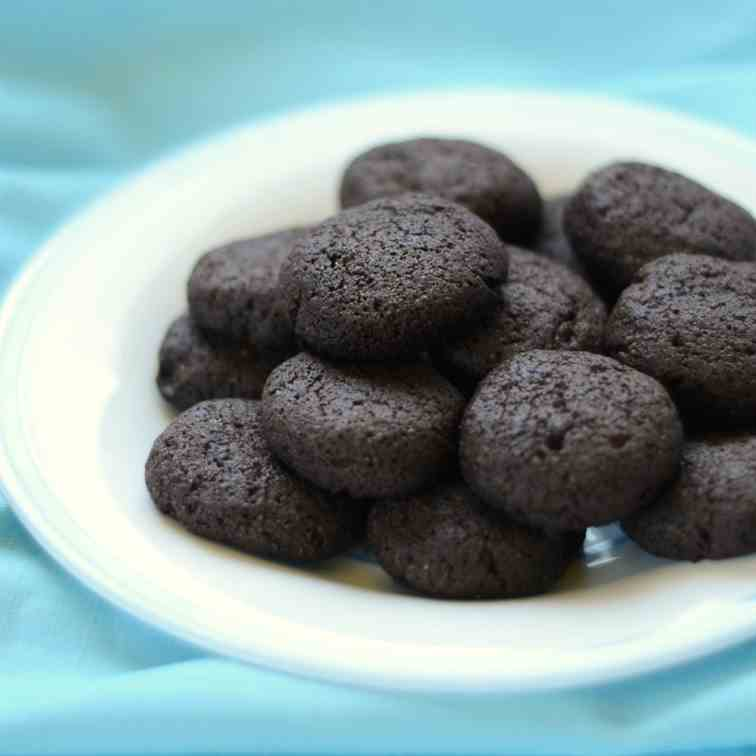 Low Carb Chocolate Cookies