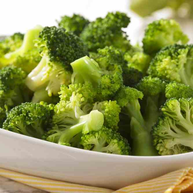 Instant Pot 2 Minute Steamed Broccoli