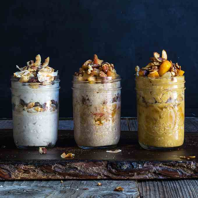 3 overnight pie oats
