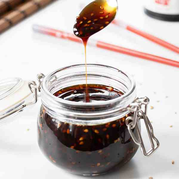 Easy Teriyaki Sauce