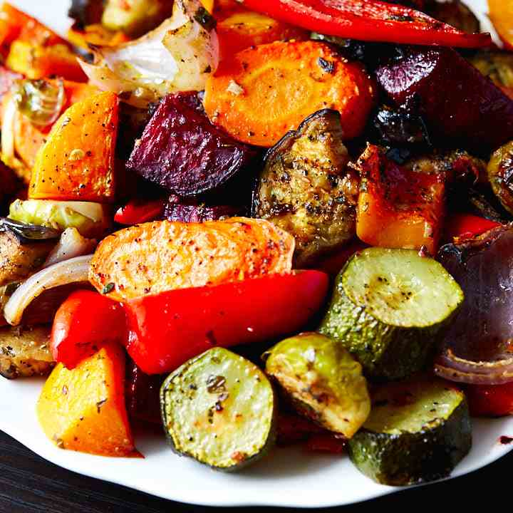 Scrumptious Roasted Vegetables