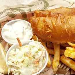 The Cheats Version Of Fish - Chips