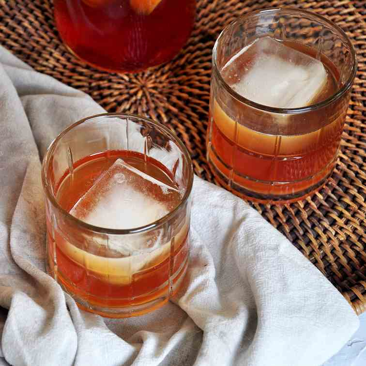 Homemade Apple Brandy