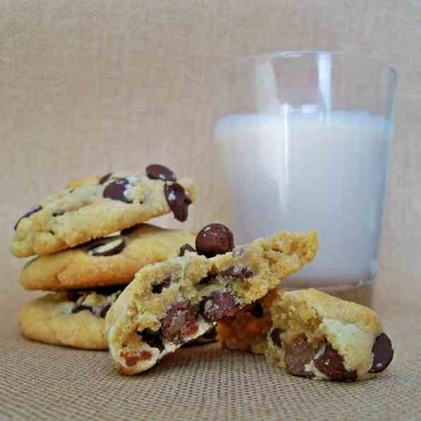 Grammie's Chocolate Chip Cookies