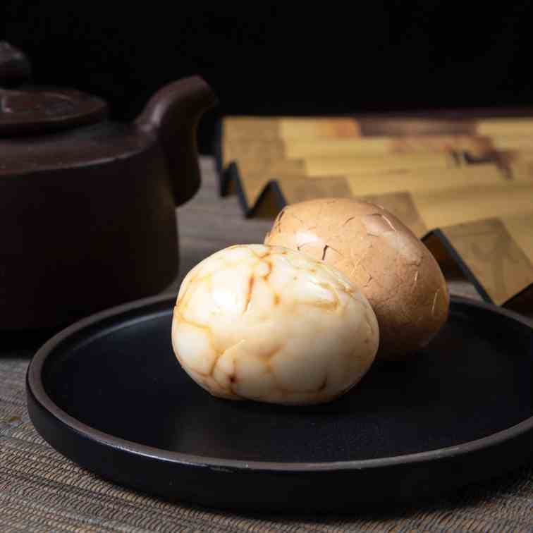Instant Pot Chinese Tea Eggs