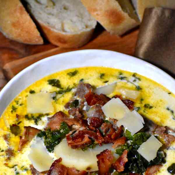 How to make Zuppa Toscana