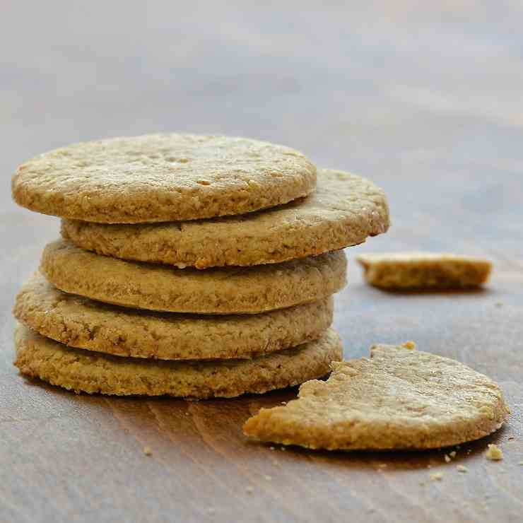 English Style Digestive Biscuits