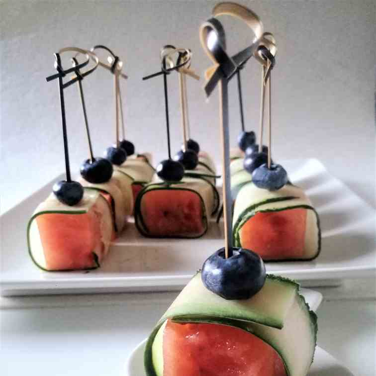 watermelon finger food
